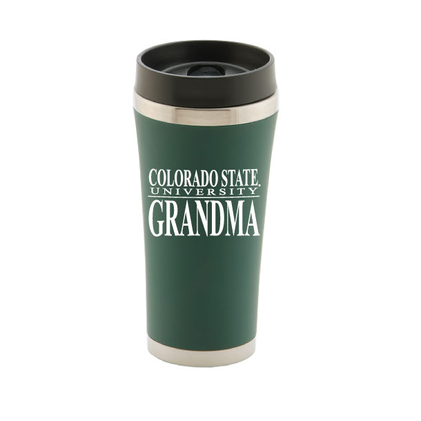 Cover Image For Colorado State University Grandma Tumbler