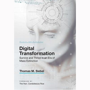 Image For Digital Transformation by Thomas Siebel
