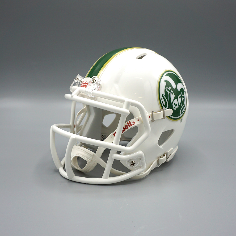 Image For CSU 150th Anniversary Special Edition Mini Replica Helmet