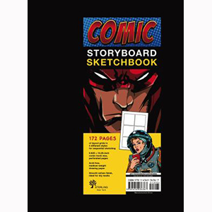 Image For Comic Storyboard Sketchbook
