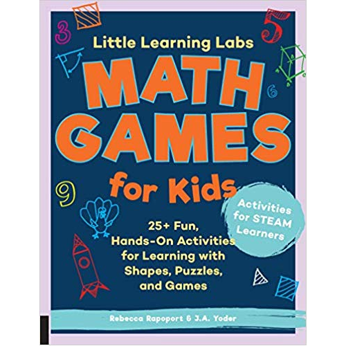 Image For Little Learning Labs: Math Games For Kids