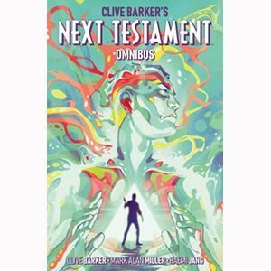 Cover Image For Clive Barker's Next Testament Omnibus
