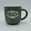 Image for CSU 150th Anniversary Green Etched Marble Mug