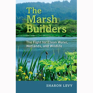 Cover Image For Marsh Builders by Sharon Levy