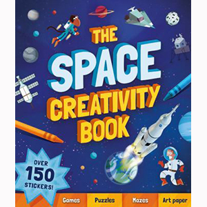 Image For The Space Creativity Book by William Potter