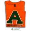 Cover Image for Colorado State Snoopy CSU Youth Logo Tee