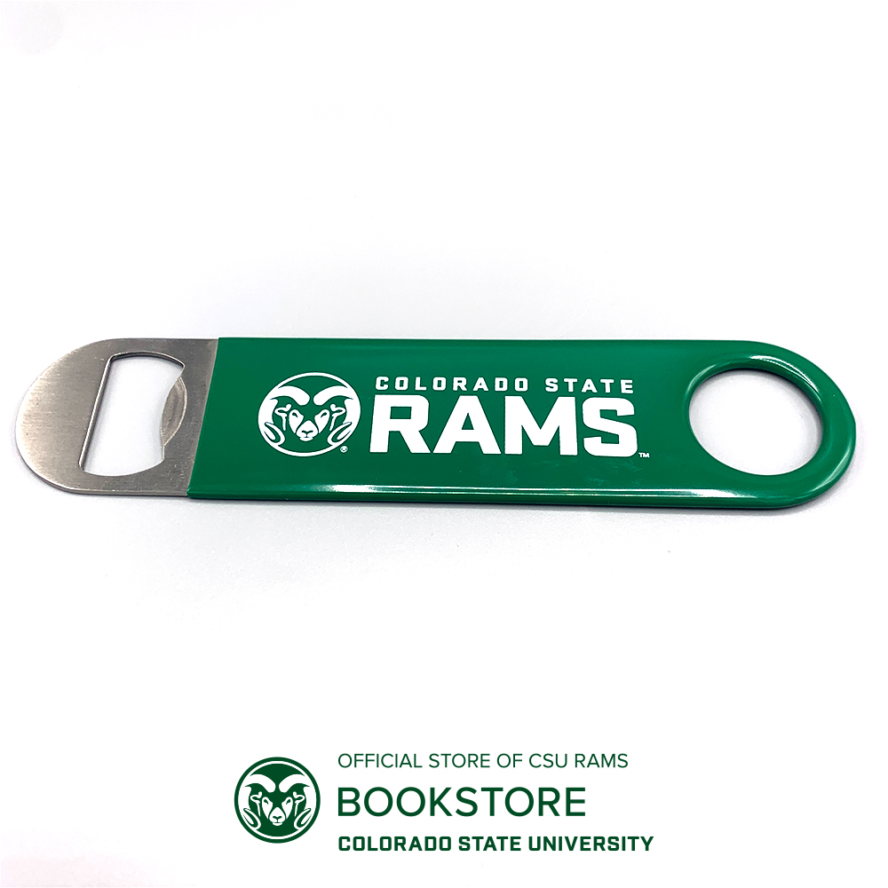 Image For CSU Rams Vinyl Bottle Opener