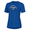 Cover Image for Women's Royal Blue State Pride Flag T-Shirt by Under Armour