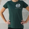 Cover Image for Green Woman's Colorado State Crop Top by U-Trau