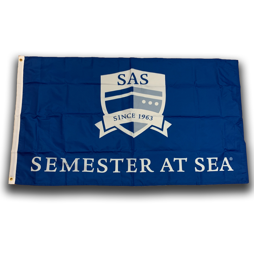 Image For Semester At Sea DuraWave Flag