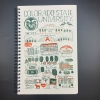 Image for Colorado State University Landmark Notebook by Julia Gash