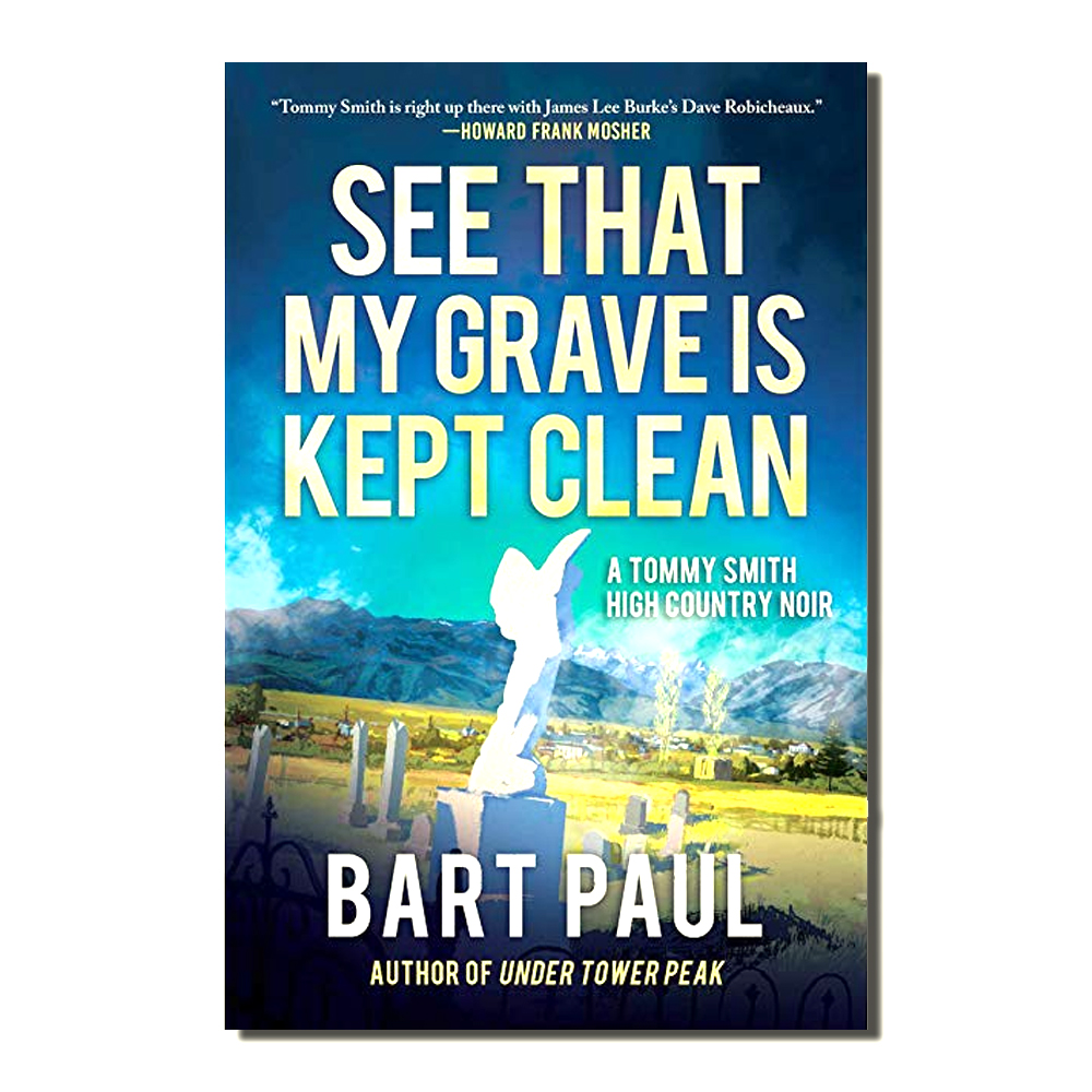 Image For See That My Grave Is Kept Clean by Bart Paul