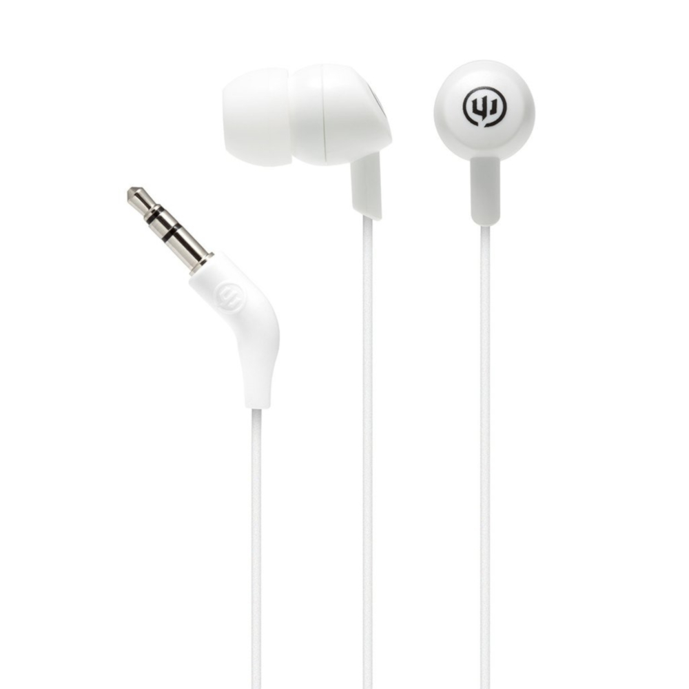 Image For White Knuckle Wicked Audio Brawl Wired Earbuds