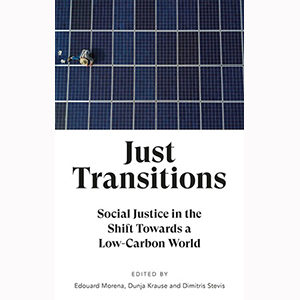 Image For Just Transitions by Dimitris Stevis
