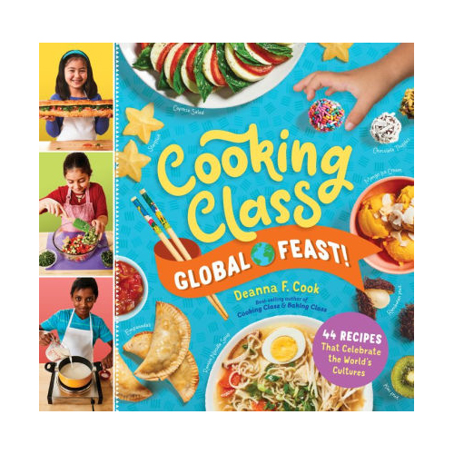 Image For Cooking Class Global Feast!