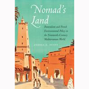 Cover Image For Nomad's Land by Andrea Duffy