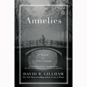 Image For Annelies by David Gillham