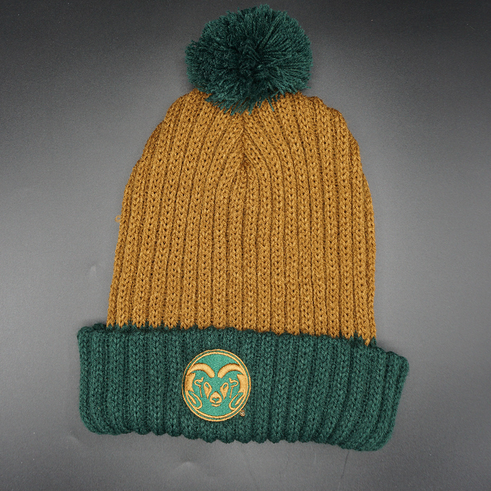 Image For CSU Rams Copper Beanie by Legacy