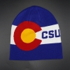 Cover Image for CSU Rams Red and Blue Blitzen Beanie by Zephyr