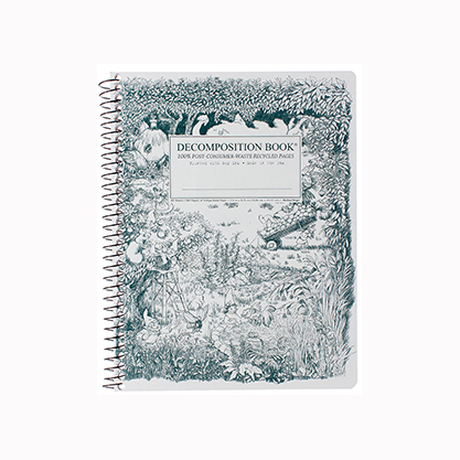 Image For Gardening Gnomes Decomposition Book Spiral Bound