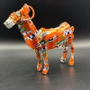 Cover Image for Handmade Recycled Plastic CSU Ram Sculpture by Zimbo Arts