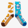 Cover Image for Burger and Fries Socks by Aksels