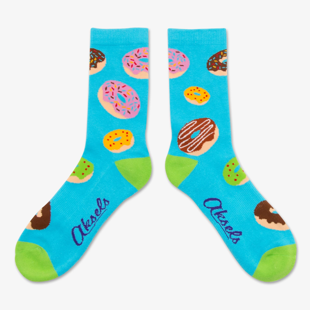 Image For Donut Shop Socks by Aksels