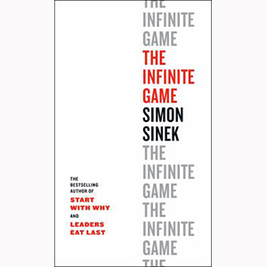 Image For Infinite Game by Simon Sinek