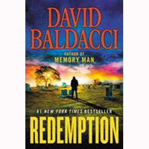 Image For Redemption by David Baldacci