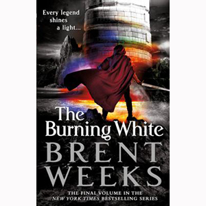 Image For Burning White by Brent Weeks