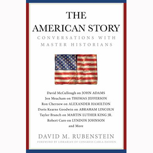 Image For American Story by David Rubenstein