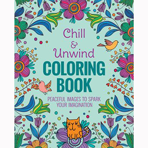Image For Chill and Unwind Coloring Book