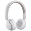 Cover Image for White Sony Stereo Headphones