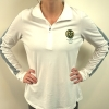 Cover Image for White Woman's Colorado State Popover Hoodie by Under Armour