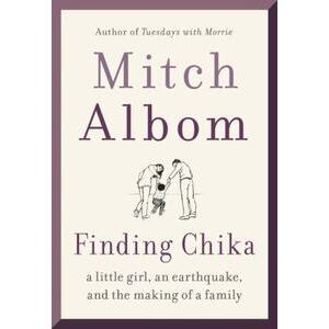 Image For Finding Chika by Mitch Albom