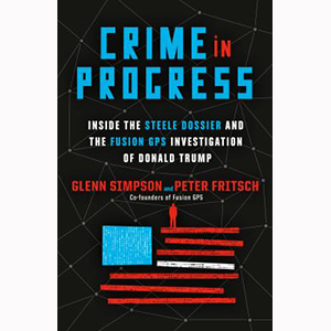 Image For Crime in Progress by Glenn Simpson