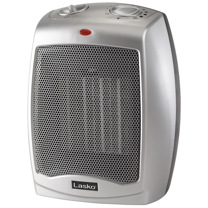 Image For Lasko Electric Ceramic Heater