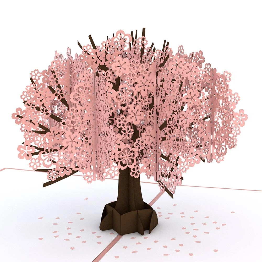Image For Cherry Blossom 3D Card by Lovepop