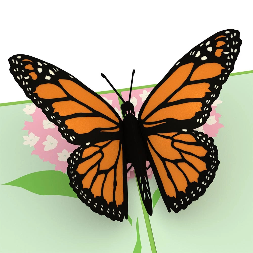 Image For Butterfly 3D Card by Lovepop