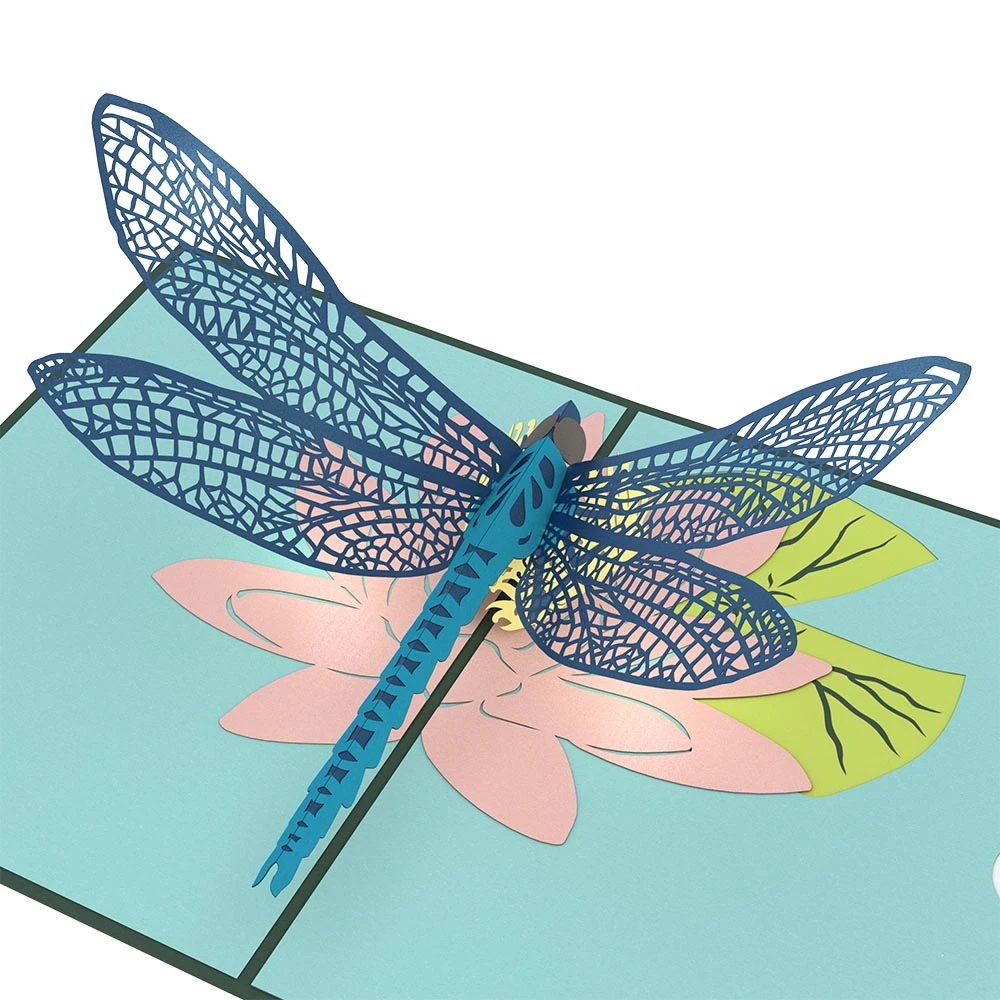 Image For Dragonfly 3D Card by Lovepop