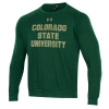 Cover Image for Green Colorado State University Under Armour Sweater