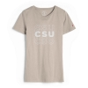 Cover Image for Oatmeal Heather Colorado State University Ladies Tee by Gear