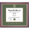 Image for CSU Embossed Regency Gold Diploma Frame