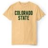 Cover Image for Men's Colorado State Hunter Green Vest