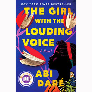 Image For Girl With the Louding Voice by Abi Dare