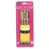Cover Image for 6 Point Black Pen Set by Micron