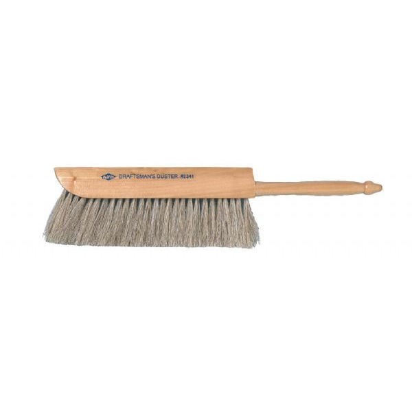 Image For Alvin Traditional Size Dusting Brush