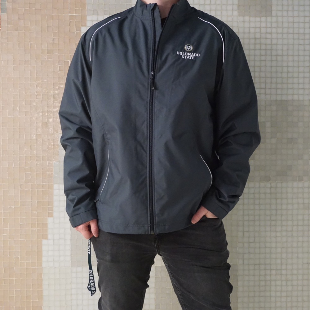 Cover Image For Colorado State Hunter Beacon Full Zip Jacket