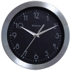 Cover Image for Black 9 inch Wall Clock