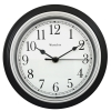 Cover Image for Metal 9 inch Wall Clock